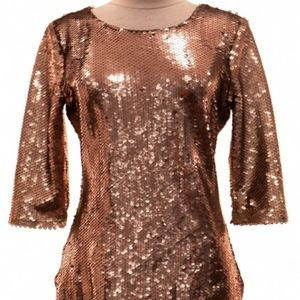 BB Dakota Sequined Dress